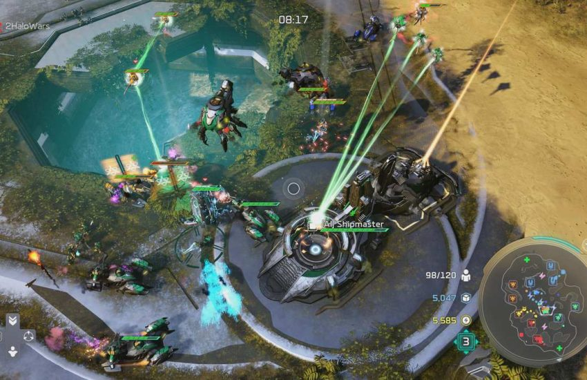 Halo Wars 2 PC Game Highly Compressed Latest Download 2021