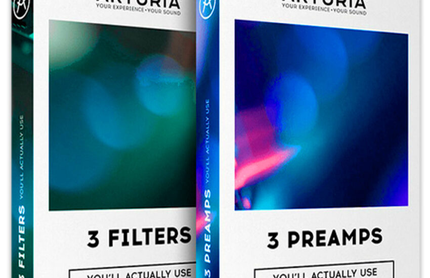 Arturia 3 Filters & 3 Preamps Win Fully Latest Download 2021